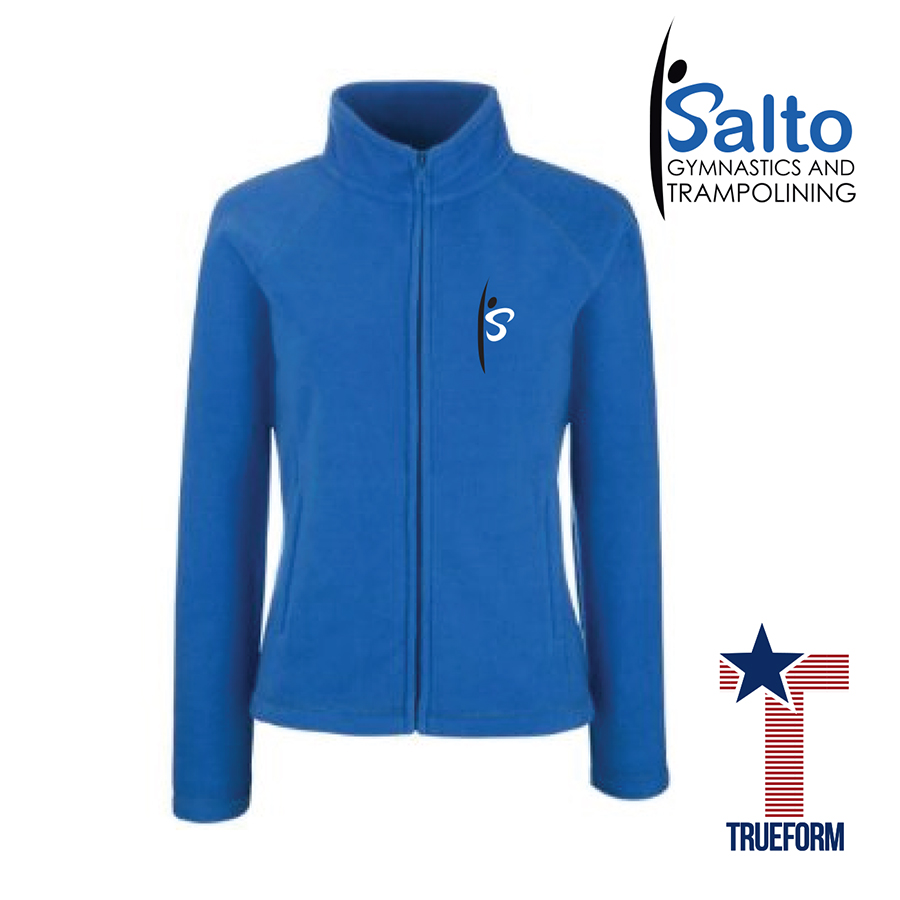 TrueForm Salto Gymnastics Club Full-Zip Sweatshirt
