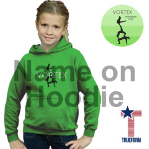 Personalised Name On Hoodie